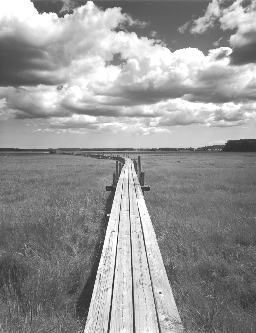 Boardwalk-and-Clouds_Ipswich_MA_5-07