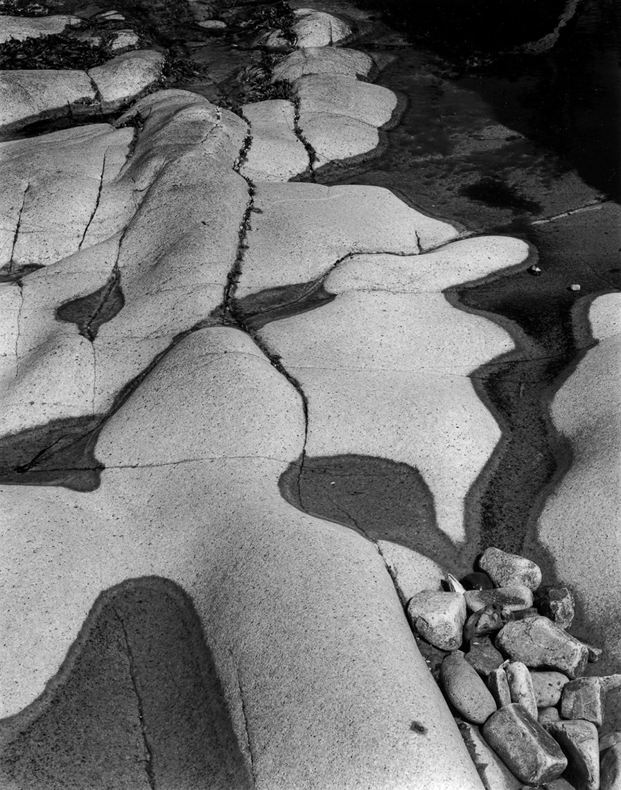 Smooth Rock And Water Pattern, Wonderland, #002